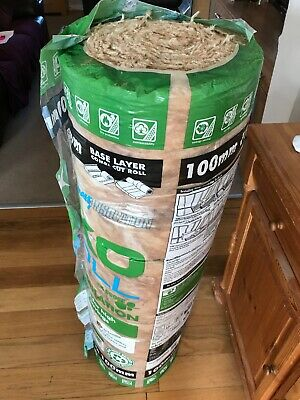 Knauf 100 mm Insulation Roll