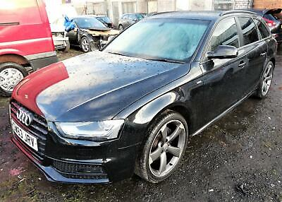 2014 (63 REG) AUDI A4 Avant 2.0TDI 143ps Black Edition DRIVE AWAY , LOG BOOK