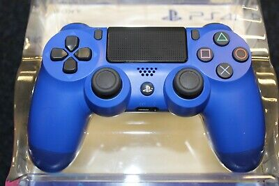 PS4 DualShock 4 Controller Wave Blue V2 BRAND NEW UNSEALED OFFICIAL