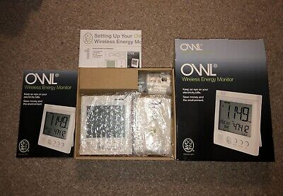 OWL Energy Electricity Monitor Wireless