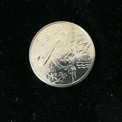 2018 Letter X - X MARKS THE SPOT A-Z 10p  Circulated Coin from a Sealed Bag