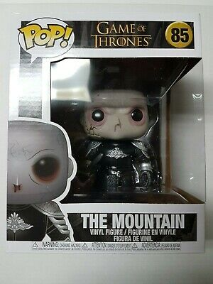Funko Pop Game of Thrones #85 The Mountain Figure Brand New