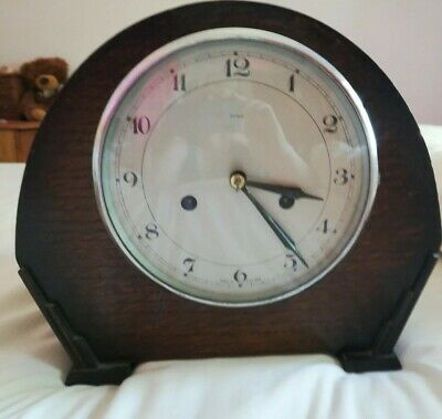 Enfield mantle clock with key (not working)