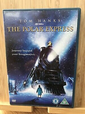 The Polar Express (DVD, 2007) Classic Christmas Movie (Tom Hanks)