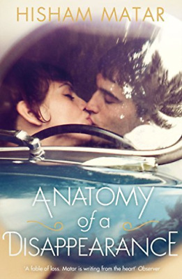 Anatomy of a Disappearance BOOK NUEVO