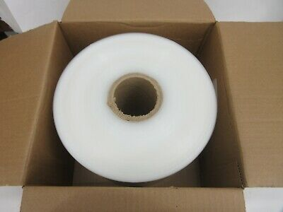 """8"""" Roll Clear Poly Tubing"""