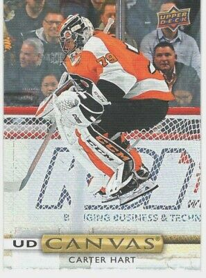 2019-20 Ud Upper Deck Series 1 Canvas U Pick Free Combined Shipping