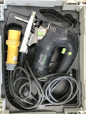 Festool Trion PSB300 110V Jigsaw 720W With Systainer Carry Case Pre Owned