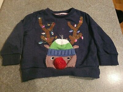 Age 2-3 Christmas Jumper