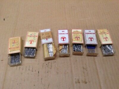 Large Lot Commercial Sewing Needles Torrington   SN-06