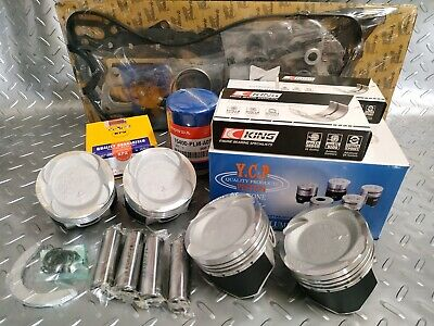 TURBO D16 YCP Vitara Pistons & Rings Honda Civic EX D16Z6
