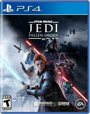 Star Wars Jedi: Fallen Order for PlayStation 4 BRAND NEW