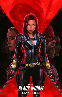 """- B2G1F Captain Marvel Movie Collector/'s Poster Print T4 11/"""" x 17/"""""""