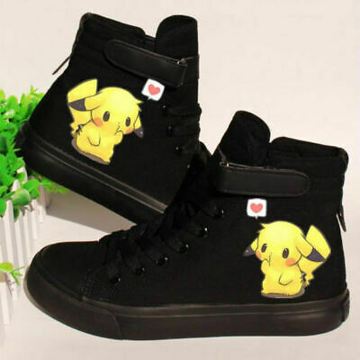 Anime Undertale Sans cosplay High help Casual canvas shoes