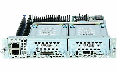 Cisco UCS E-Series Server UCS-E140S-M1/K9 2 x 8GB RAM 2 x 1TB HDD