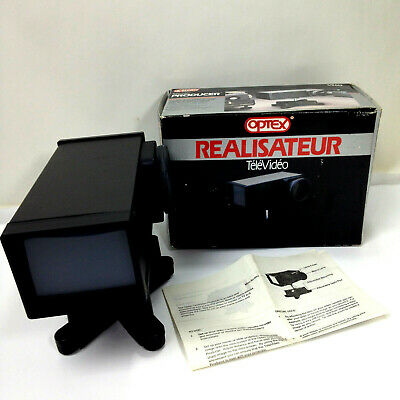 VINTAGE OPTEX TeleVideo Producer Transfer Your Slides To Video VS612