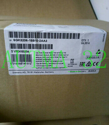 ONE Siemens 6GK5206-1BB10-2AA3 Industrial Control System NEW #06