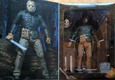 Friday the 13th Part 6 Jason Voorhees Action Figure NECA