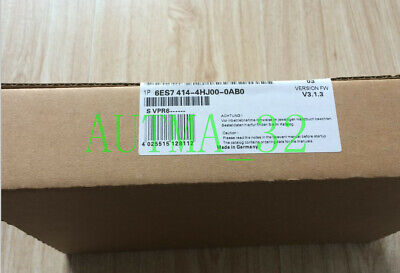 ONE Siemens 6ES7 414-4HJ00-0AB0 6ES7414-4HJ00-0AB0 NEW #27