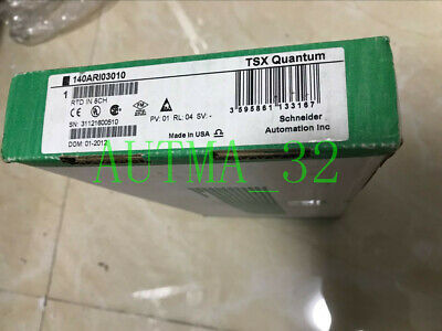 ONE Schneider 140ARI03010 I/O Module NEW #10