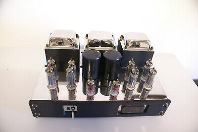 Tube Technology UNISIS Power Röhren Endstufe Tube Amplifier High End