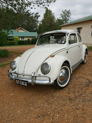 1967 Volkswagen Beetle in lovely condition & 12 and a 1/2 months NSW rego