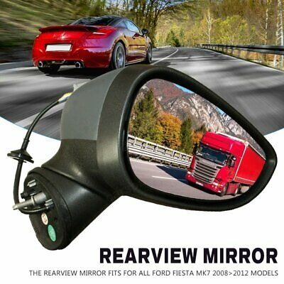 Car Rearview Blind Spot Wide Angle Adjustable Rimless Mirror Rear View Convex AU