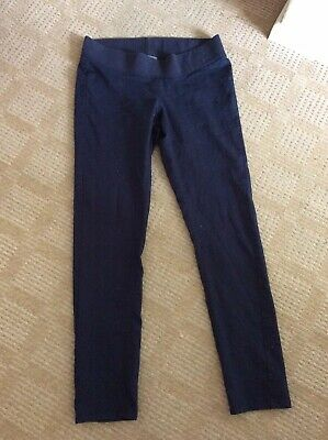 Mothercare Blooming Marvellous  Maternity Blue Jeans Size 12
