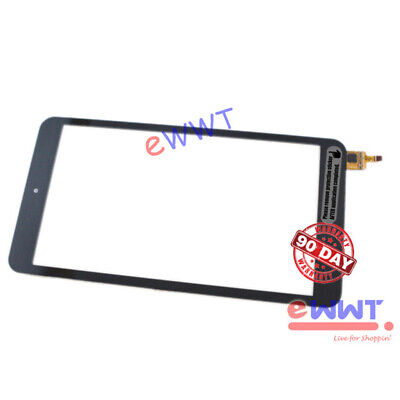 """for HP 7 G2-1311 G2-1315 7"""" Tablet Black Touch Screen Digitizer w/ Frame OQLU080"""