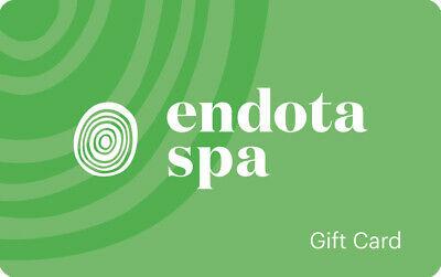 $200 Endota Spa Gift Card / Gift Certificate / Voucher - 10% off (instant)