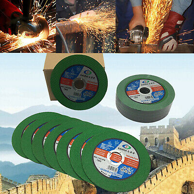 """5"""" Thin Resin Cutting Discs cut-off Wheels Angle Metal stainless Steel grinding"""