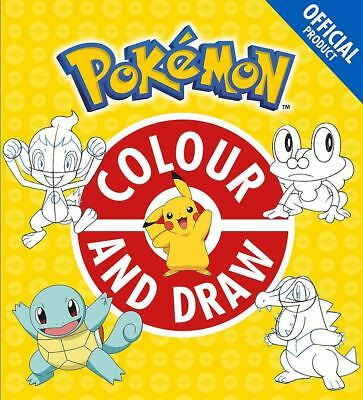 The Official Pokemon Colore e Disegnare da Pokemon