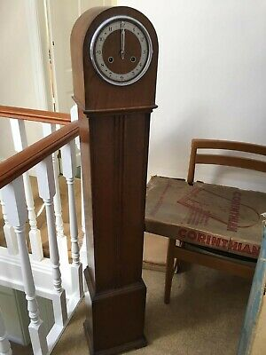 Grandmother clock - missing glass and key