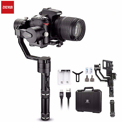 ZHIYUN Crane V2 3-Axis Handheld Gimbal Stabilizer For DSLR  Mirrorless Cameras