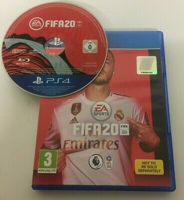 FIFA 20 for PlayStation 4 59870/20