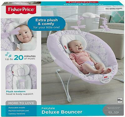 Fisher-Price Deluxe Bouncer Fairytale
