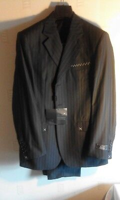 Vintage Emporio pin striped suit never worn
