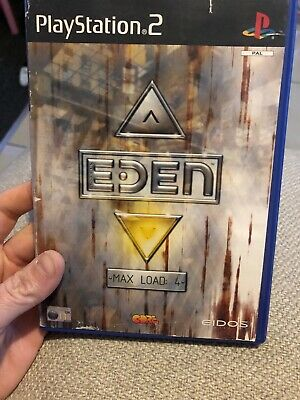 Project Eden Game Good Condition Manual PlayStation PS2 UK PAL