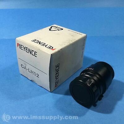 Keyence CA-LH12 Lens for Machine Vision, CA-L Series FNOB