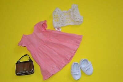 Our Generation Doll Summer Dress Outfit