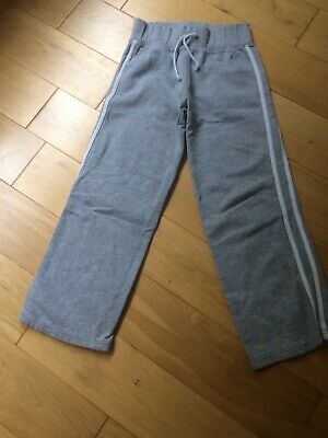 Next Girls Light Grey Jogging Bottoms