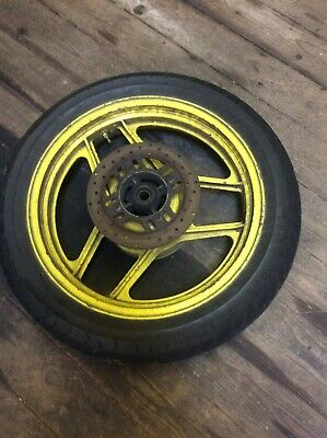 KAWASAKI GPX750 Rear Wheel And Tyre