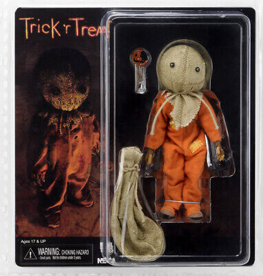 "Neca Trick'r Treat Sam 7"" Clothed Action Figure NECA"