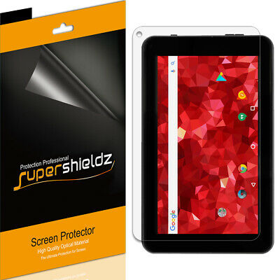 3X SuperShieldz Clear Screen Protector Saver for Craig 7 inch Tablet (CMP826)