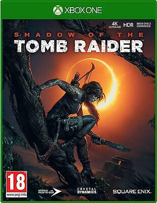 Shadow of the Tomb Raider XBOX ONE XB1 NEW SEALED Free UK p&p Pal