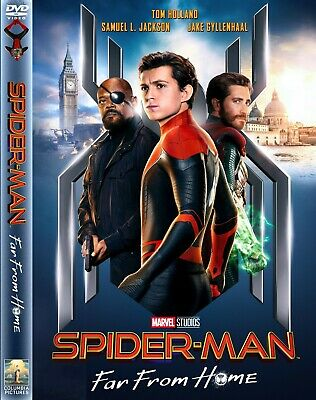 Spider-Man : Far From Home DVD