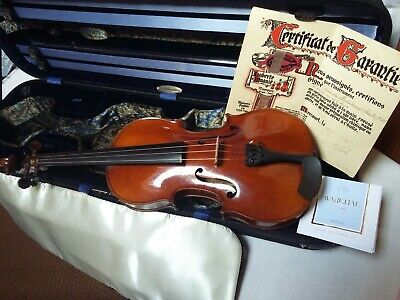 mirecourt ancien violon Marc laberte old master french violin  バイオリン 小提 скрип