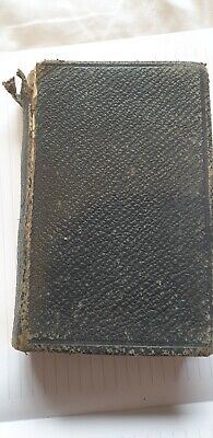 Antique Holly bible year 1804