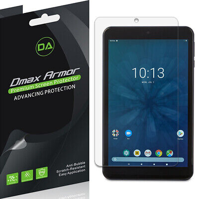 3X Dmax Armor Anti-Glare Matte Screen Protector for Onn 7 inch Tablet