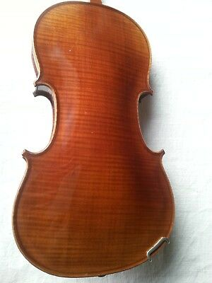 Never crack  old french  violin violon ancien mirecourt violine バイオリン 小提 скрипка
